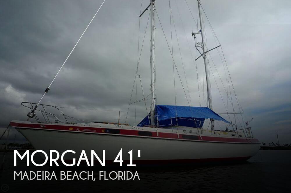 1976 Morgan Out Island 415 Ketch