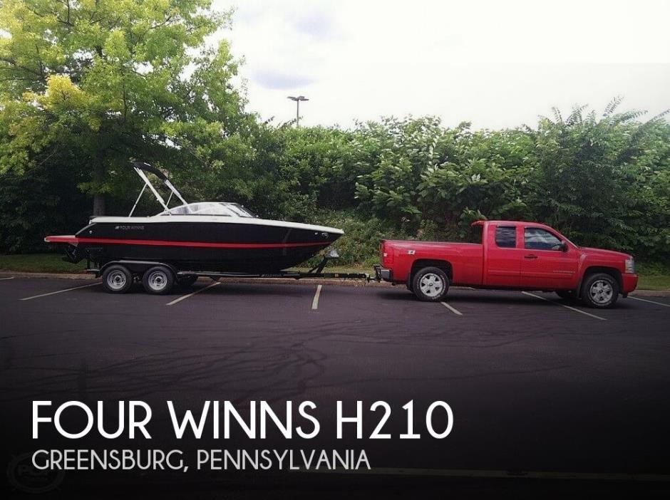 2013 Four Winns H210