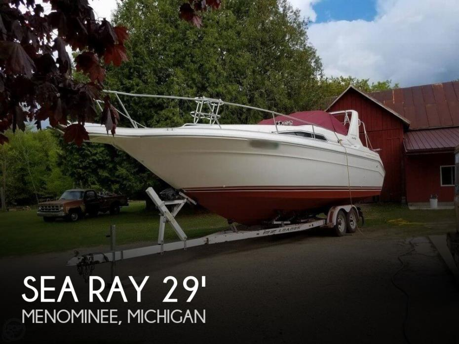 1989 Sea Ray 280 Sundancer