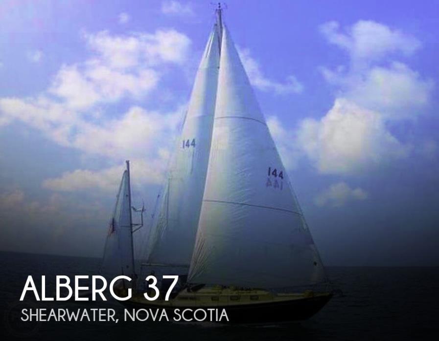 1975 Alberg 37