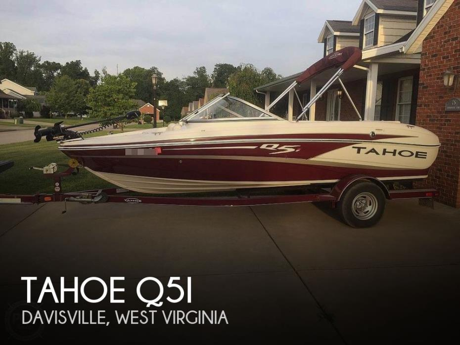 Tahoe Q5i Boats for sale