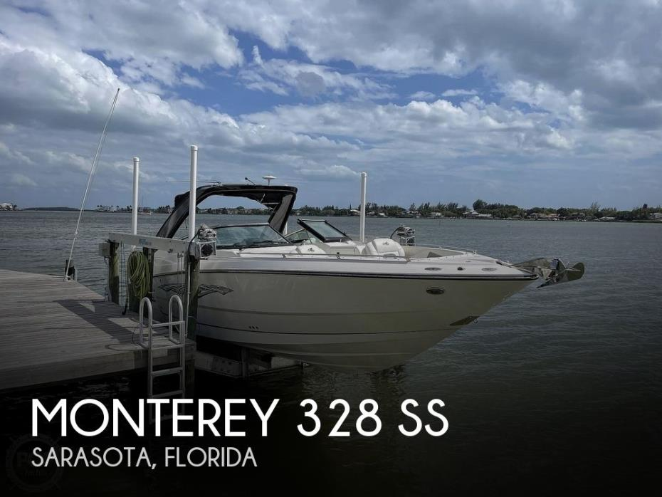 2013 Monterey 328 SS