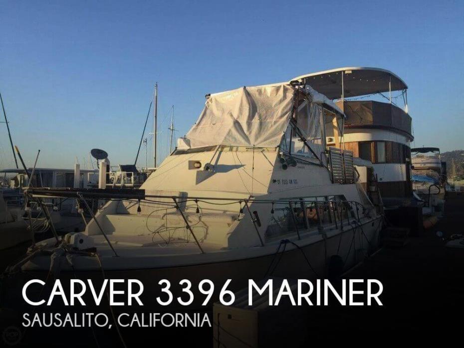1981 Carver 3396 Mariner