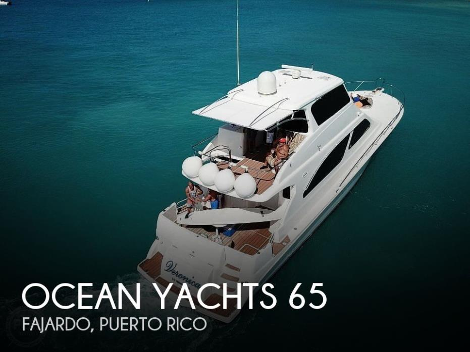 2003 Ocean Yachts 65