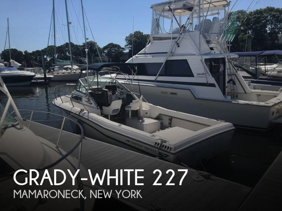 1985 Grady-White 227 Seafarer