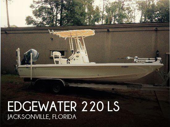 2014 Edgewater 220 ls