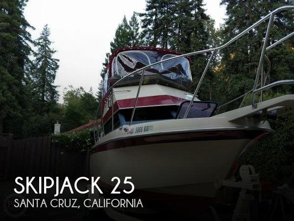 1990 Skipjack 25