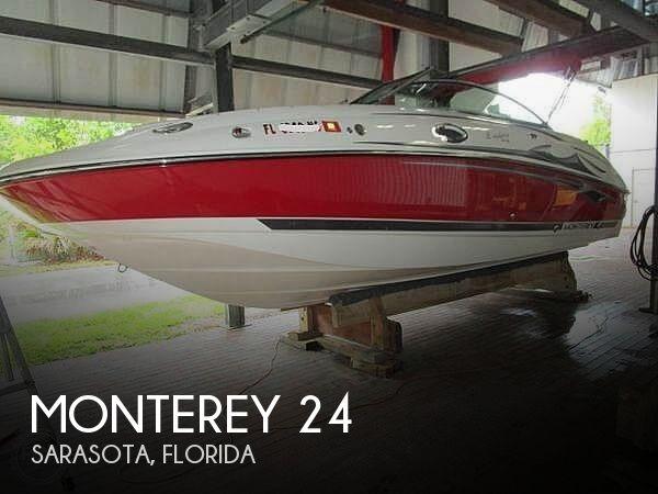 2008 Monterey EX 243 EXPLORER