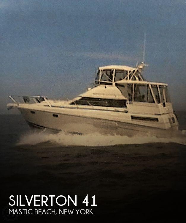 1990 Silverton 41Aft Cabin MY