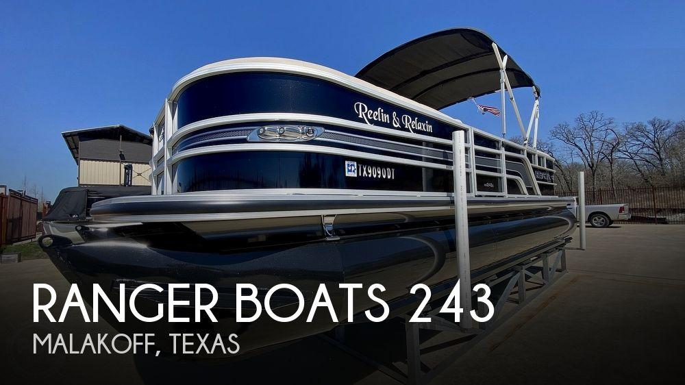 2017 Ranger Boats Reata 243c