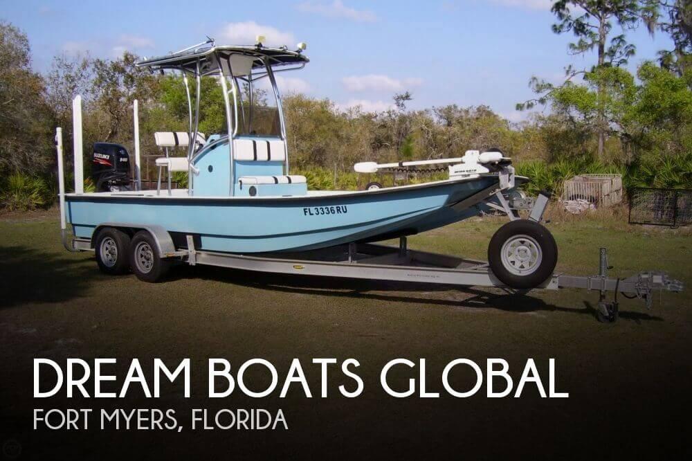 2014 Dream Boats Global Intruder 21