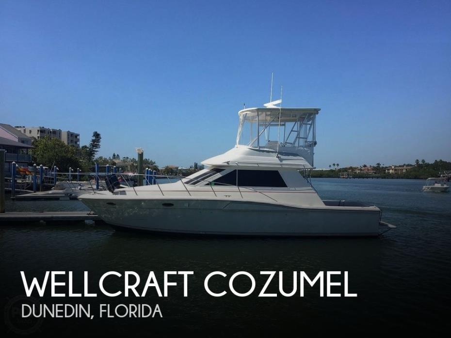 1988 Wellcraft 3700 Cozumel