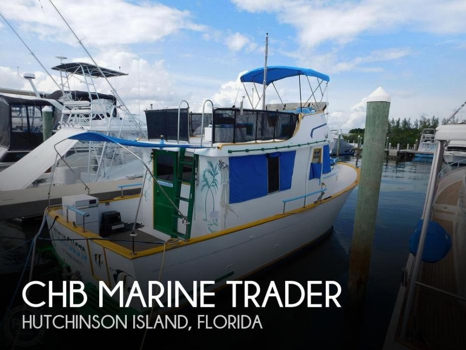 1974 CHB Marine Trader