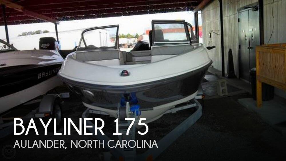 2014 Bayliner 175