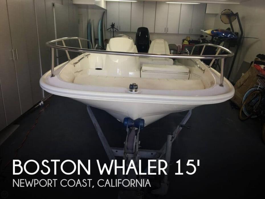 2013 Boston Whaler 150 Sport
