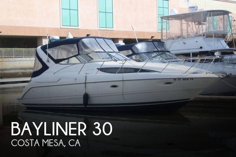 2001 Bayliner 30