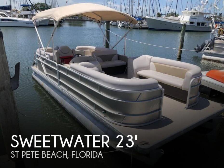2017 Sweetwater AP 235 RL