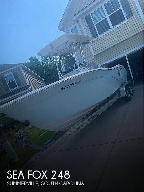 2020 Sea Fox 248