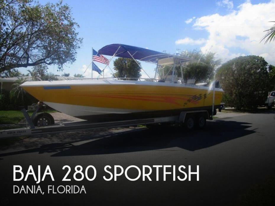 1993 Baja 280 Sportfish