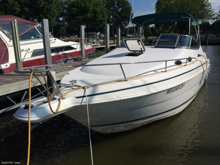 1998 Wellcraft 260SE