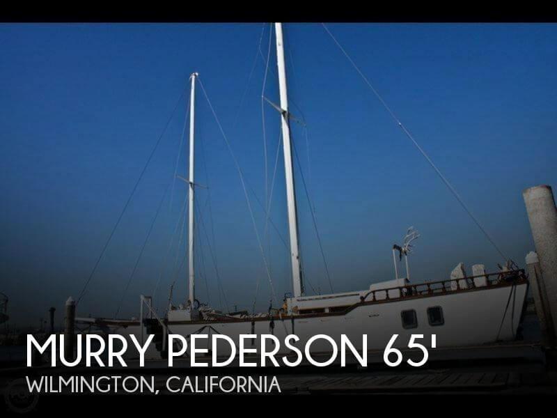 2002 Murray Peterson 65 Coastal Schooner