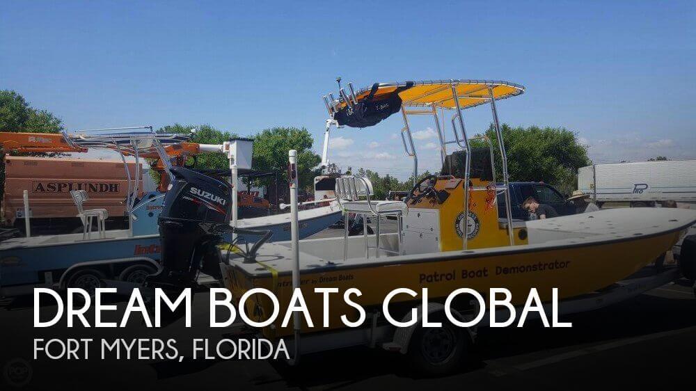 2017 Dream Boats Global Intruder 21