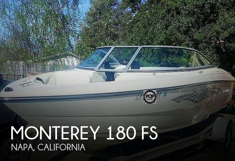 2011 Monterey 180 FS