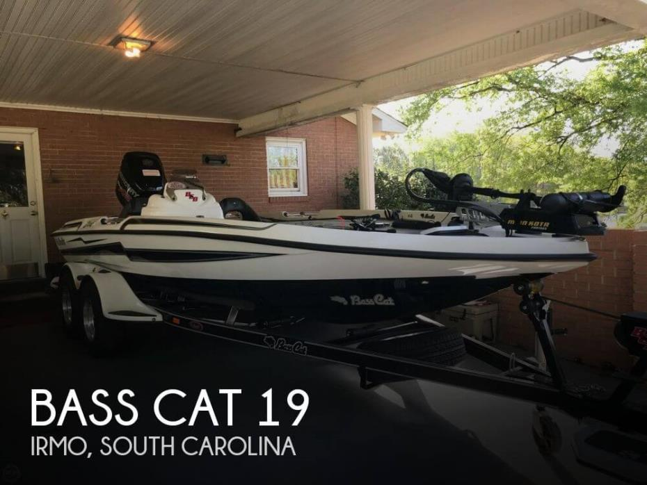 2018 Bass Cat 19 Caracal