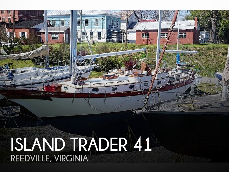 1983 Island Trader 41