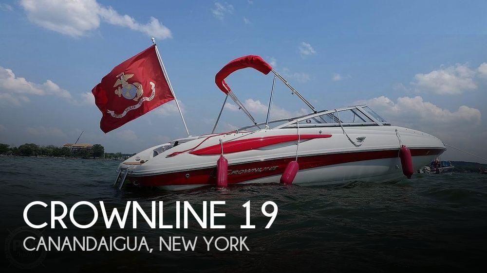 2015 Crownline 195 SS