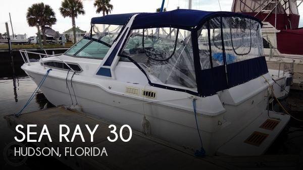 1989 Sea Ray 30