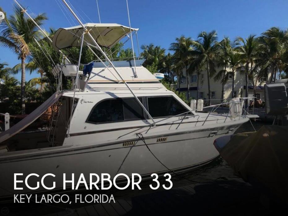 1986 Egg Harbor 33