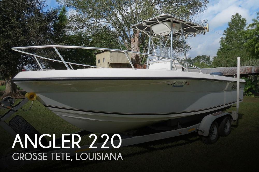 2002 Angler 220 CC