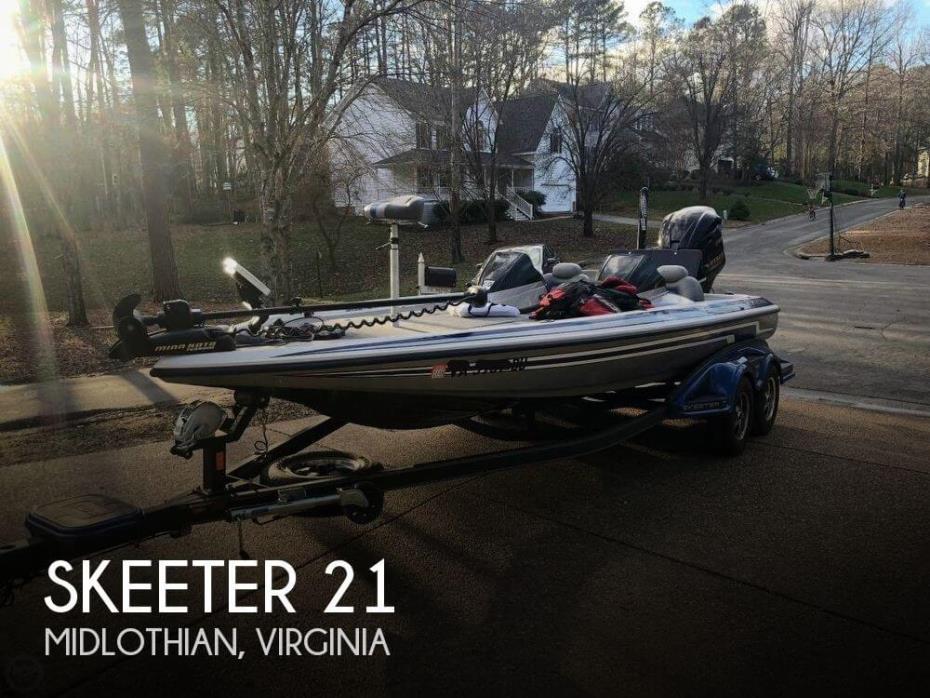 2013 Skeeter 21