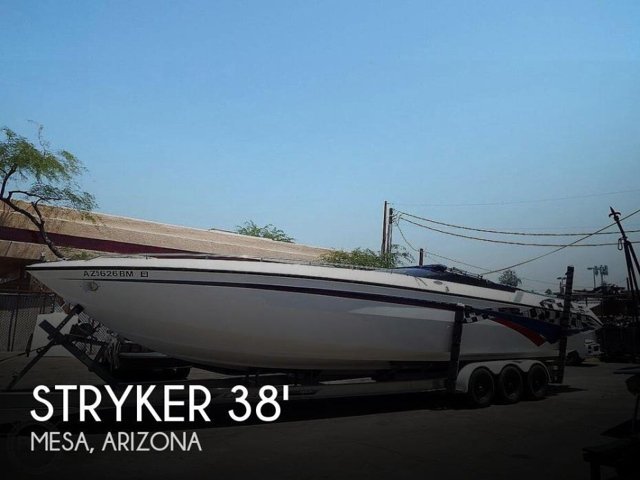 1993 Stryker 3800 Thunder