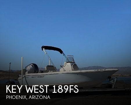 2021 Key West 189FS