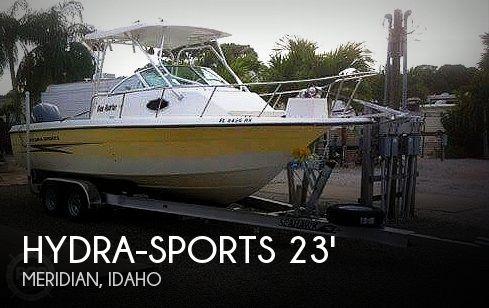 2004 Hydra-Sports 230 Lighting WA