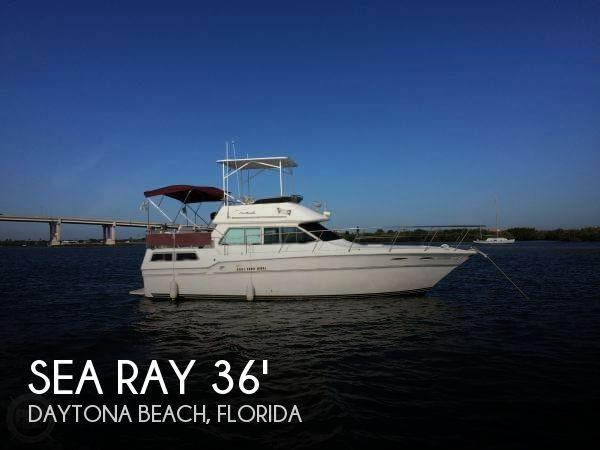 1985 Sea Ray 360 Aft Cabin