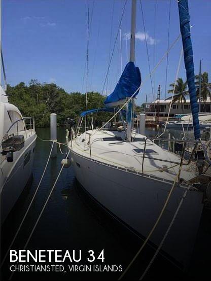 2005 Beneteau 343 Oceanis