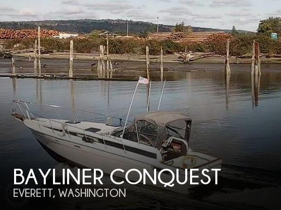 1979 Bayliner Conquest 3150 Offshore