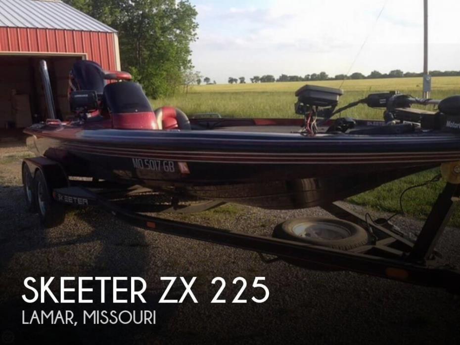 2005 Skeeter ZX 225