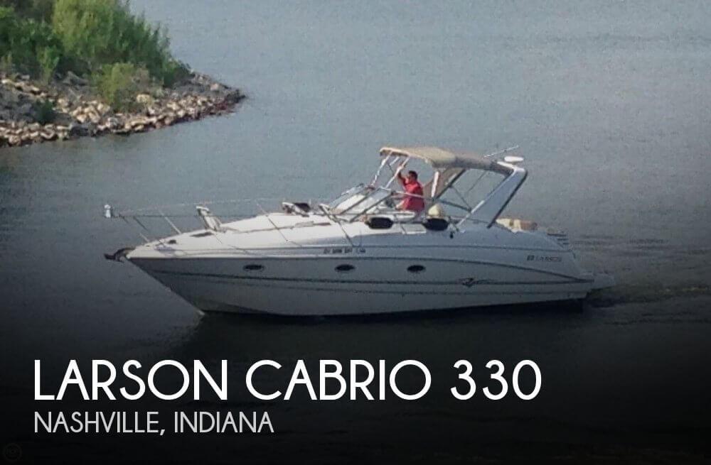 2003 Larson Cabrio 330