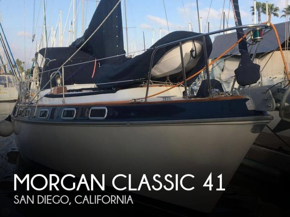 1989 Morgan Classic 41