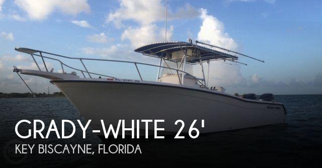 1996 Grady-White 263 Chase
