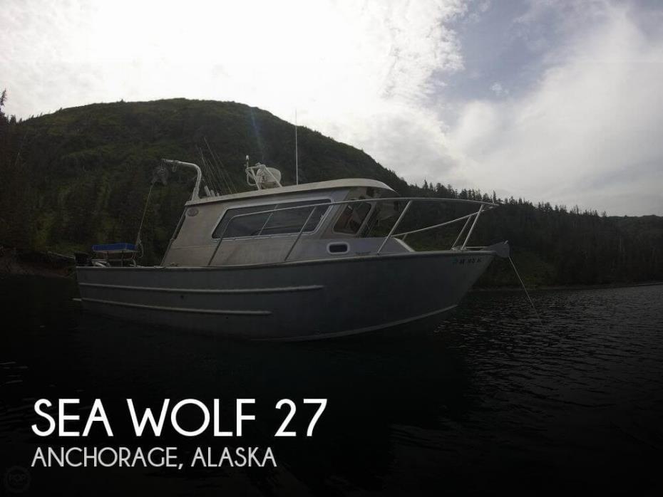 1999 Sea Wolf 27