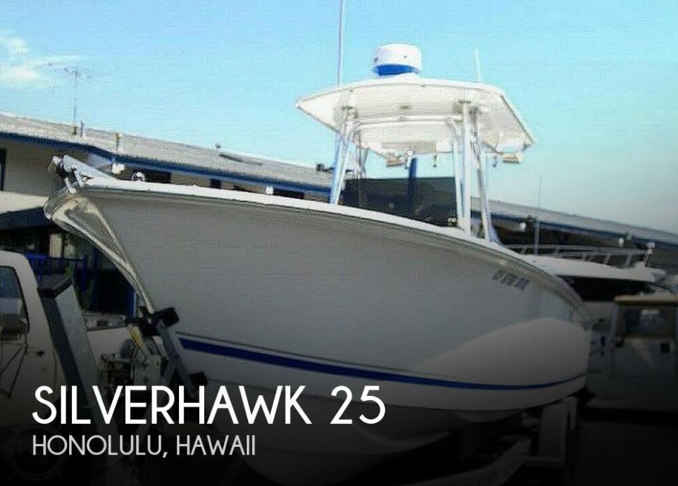 1997 Silverhawk 240