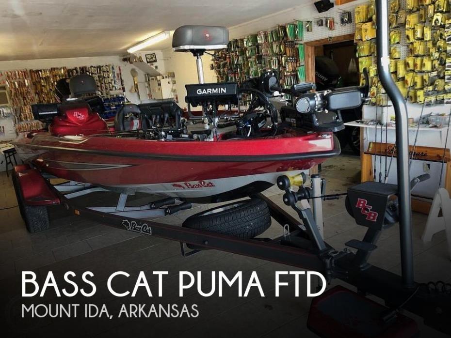 2019 Bass Cat Puma FTD