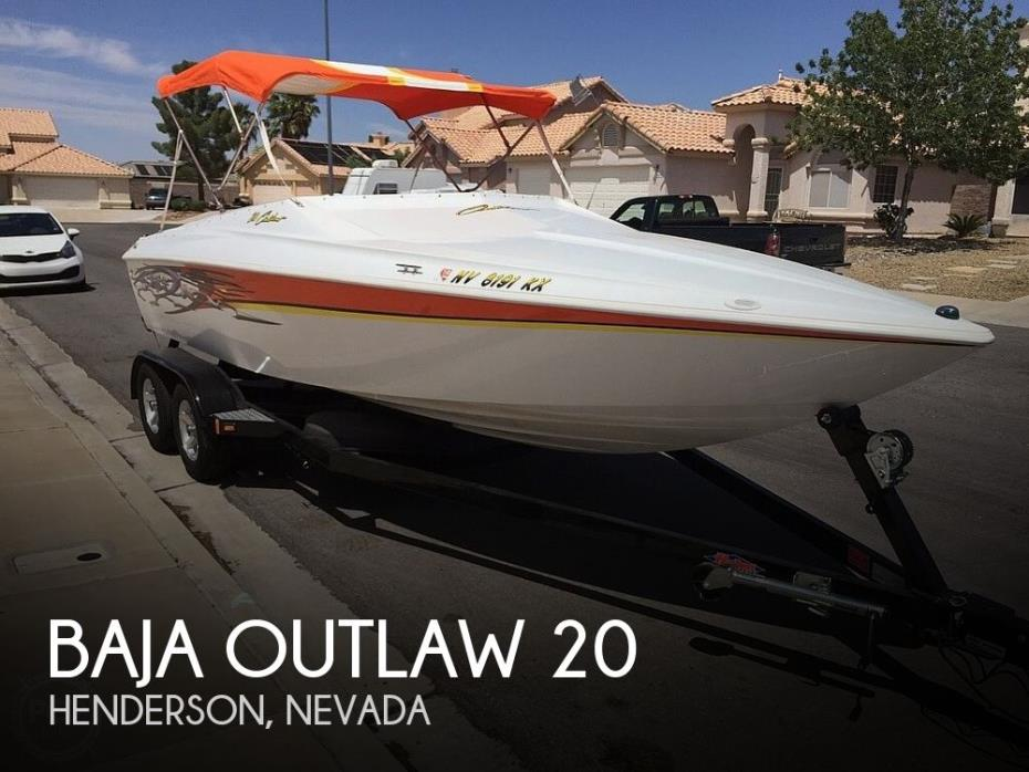2005 Baja Outlaw 20