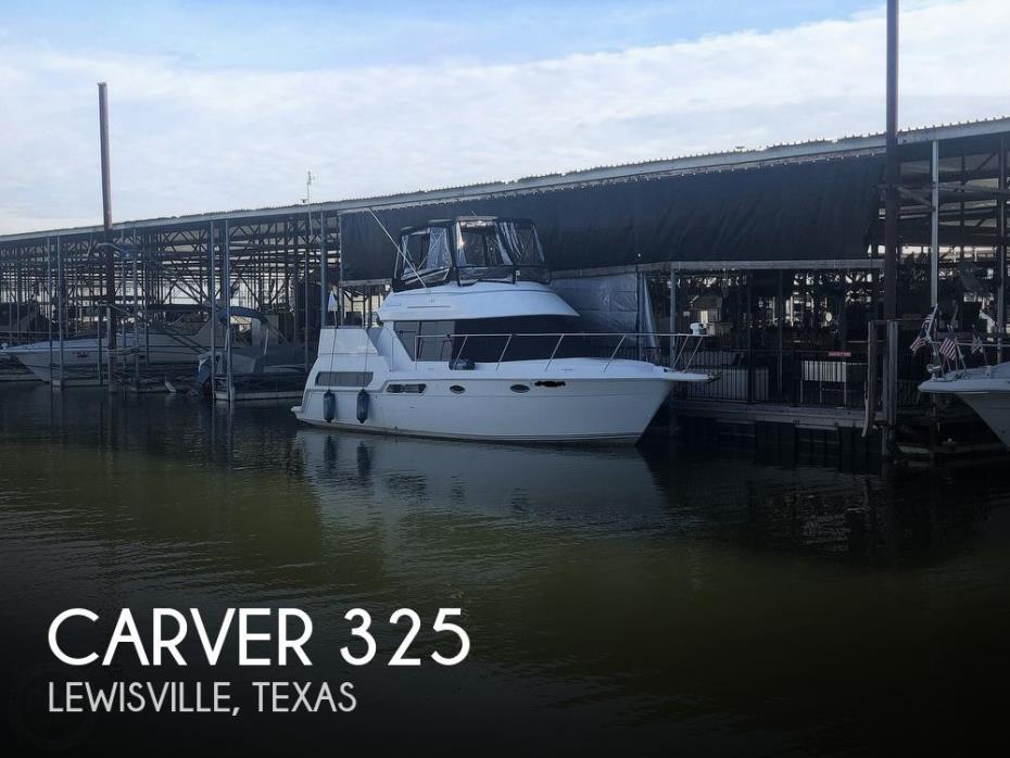 1996 Carver 325