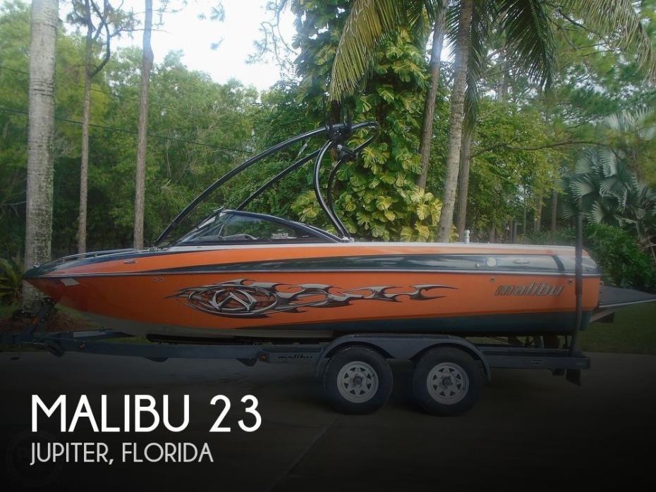2006 Malibu 21VLX Wakesetter